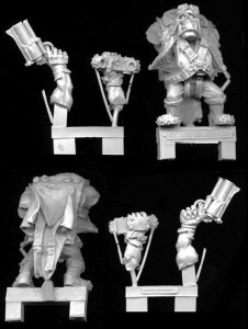 Forge World - Ork Sqwadron Kommander