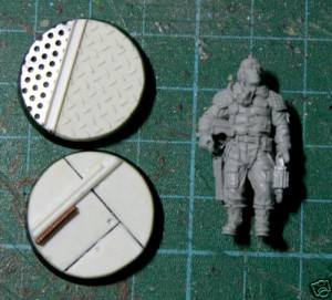 Forge World Imperial Navy Thunderbolt Pilot
