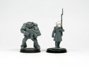 Imperiale Armee Prototyp