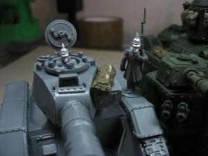 Panzerbesatzung & Infantrie von Castillia