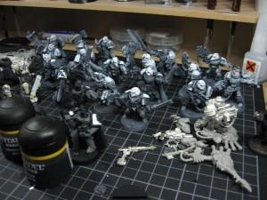 Legio Canum - Veteranen