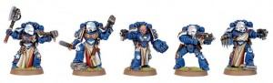 Space Marine Veteranen