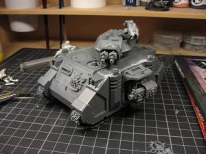Legio Canum - Predator Crusader