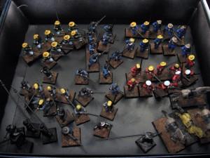 Pike & Shotte - Schützenregimenter