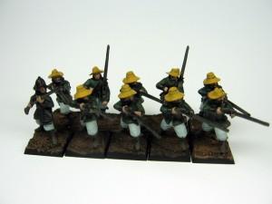 Pike & Shotte - Schützenregiment