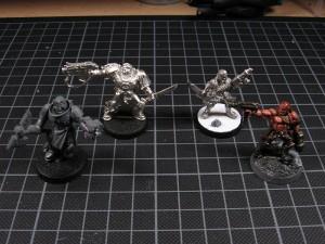 Inquisitor, Legio Canum Veteran und Unterweltabschaum