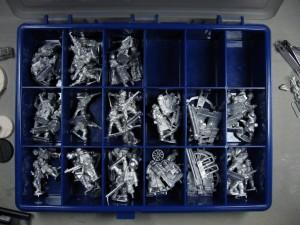 Renegade Miniatures - WK1 Deutsche