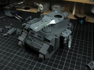 Legio Canum - Predator Exekutor