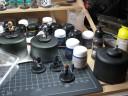 Warheads - Paint in Progress