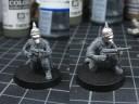 Warlord Games Soldat - Westwind Kopf