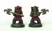 Adeputs Mechanicus Techpriester Magos Appian