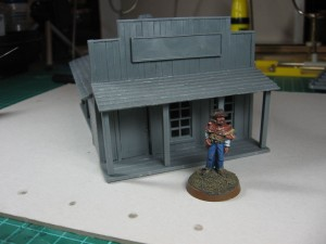 Perry Miniatures - Western Building