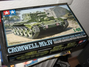 Tamiya - Cromwell Mk IV