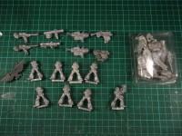 Warhammer 40.000 - Devastoren, Razorback + Pin