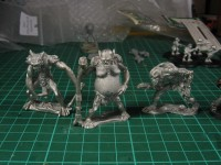 RAFM Miniatures - Monster