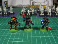 Rogue Trader - Inquisitor & Space Marines
