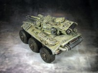 Secret Weapon Miniatures - 6x6 RAV