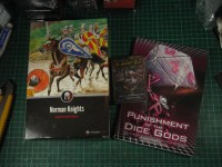Conquest Games, Freebooter und Ninja Bread